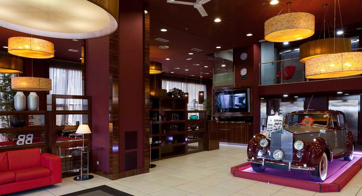 Fotos hotel dome madrid 4 web oficial Atrapalo conciertos madrid